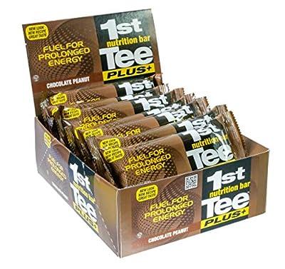 1st Tee Plus+ Chocolate Peanut Bars