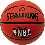 Spalding Silver Outdoor Palla da basket NBA,  -, 7