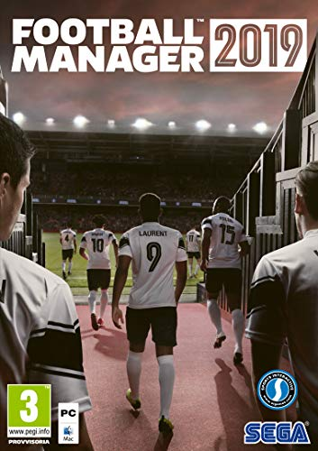 Game pc Sega Football Manager 2019