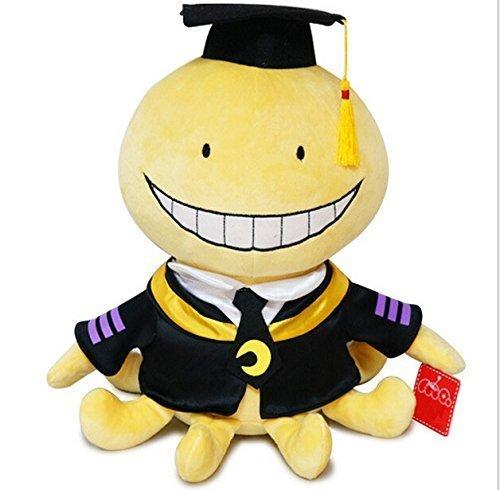 Assassination Classroom 12in Cute Plush Dolls Stuffe'd Toys Doll LATT LIV