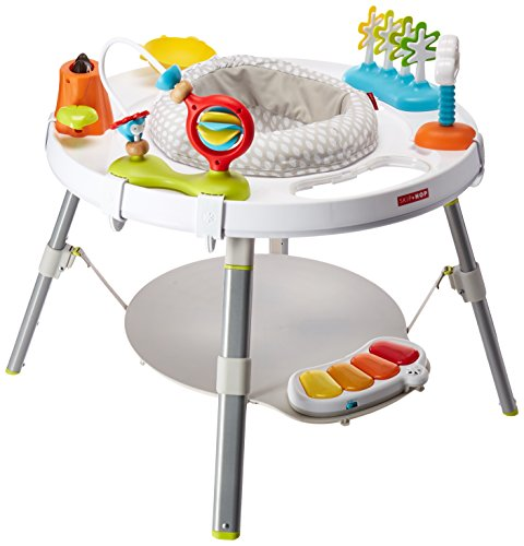 Product Image of the Skip Hop Explore and More Baby's View 3-Stage Interactive Activity Center,...