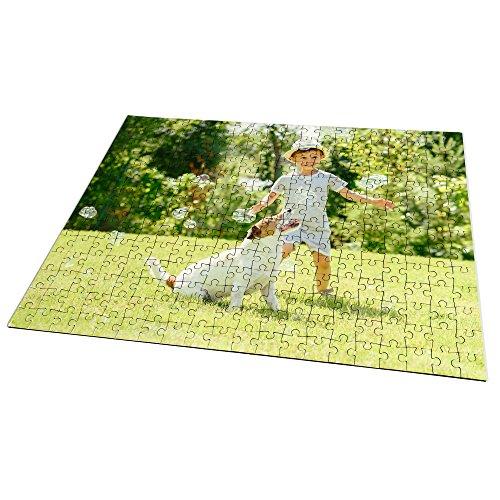 LolaPix Puzzle de Fotos Personalizado. Personaliza con tu Foto. Puzzle Cartón Acabado Brillante. Varios tamaños. 280 Piezas