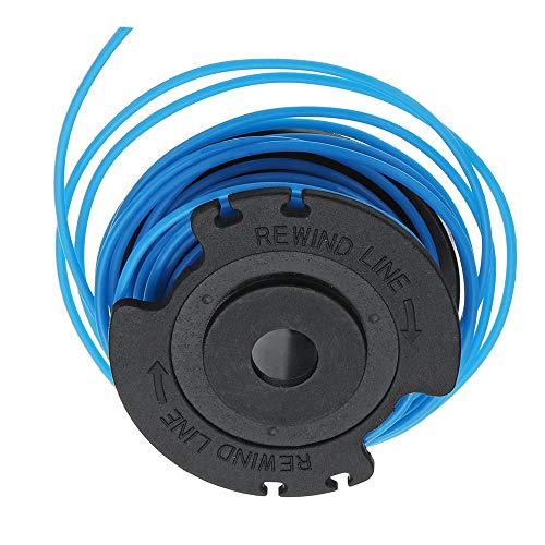 ZOYOSI Bobina de repuesto para cortacésped Ryobi One/AC14RSLA 12 V 24 V 40 V, color azul