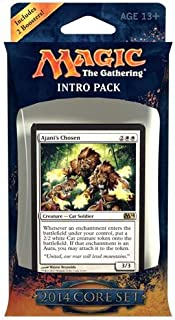 MTG Magic the Gathering Core Set 2014 M14 Intro Deck Lightforce