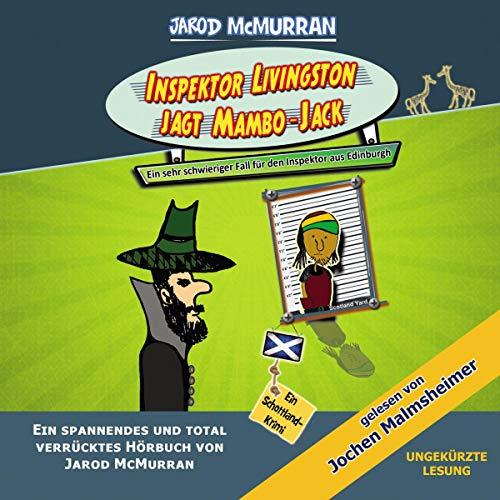 Inspektor Livingston jagt Mambo-Jack cover art