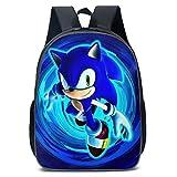 Backpack for Boys Girls Lightweight Durable Student Bookbag Fashion Laptop Bag