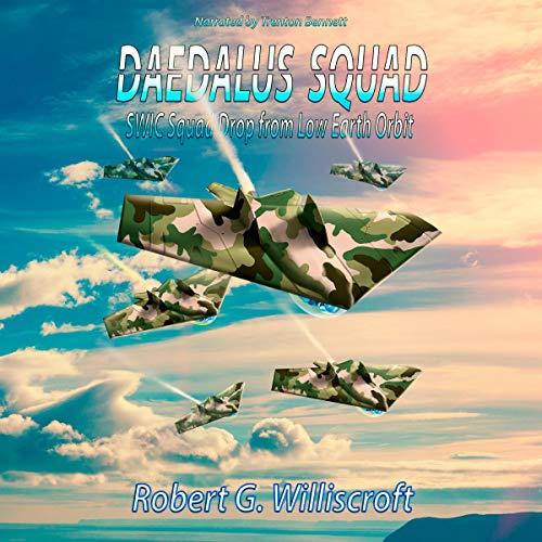 Couverture de Daedalus Squad: SWIC Squad Drop from Low Earth Orbit