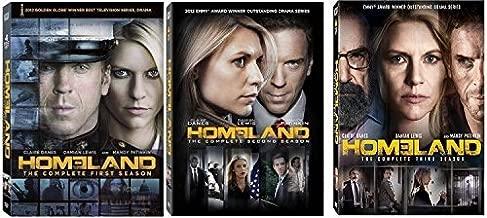 Homeland: Three Season Pack
