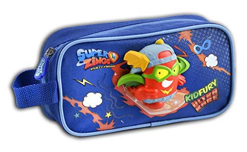 Superzings Neceser Infantil 3 D Squeashy Más Eau De Toilette Supersings 50 ml