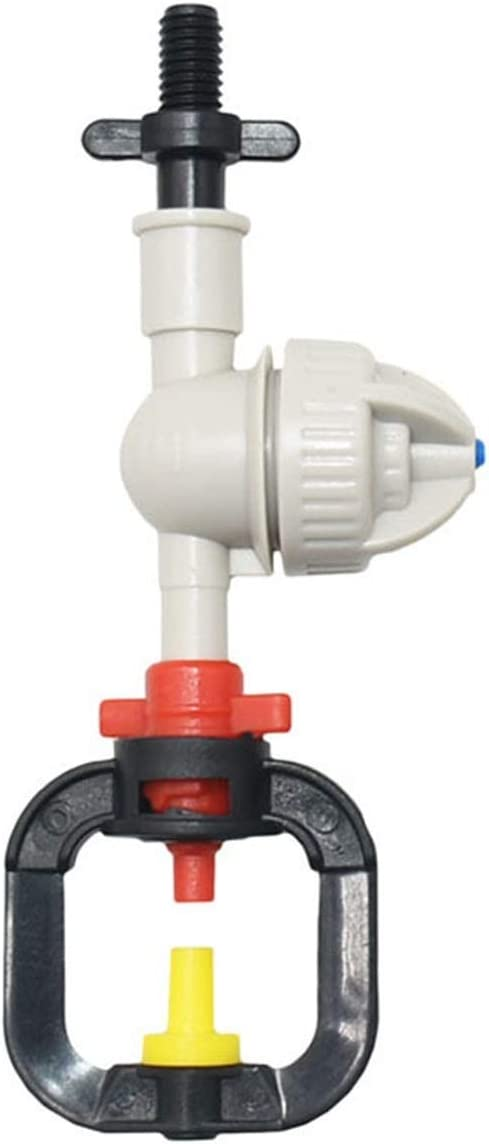Plant Sprinkler Hose Colorado Springs Mall Kit 10Pcs Sp Max 77% OFF 360-degree Anti-drip Suspended