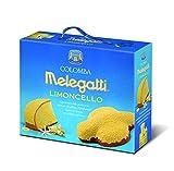 Colomba Limoncello Melegatti, Colomba Con Bagna Al Limoncello Ricoperta Di Cioccolato Bianco E Granella Di Zucchero, 750 gr
