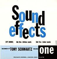 Vol. 1-Sound Effects: City Sounds