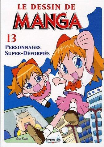 Dessin de manga (le) Vol.13 de Société pour l'étude des techniques mangas ( 27 octobre 2005 )