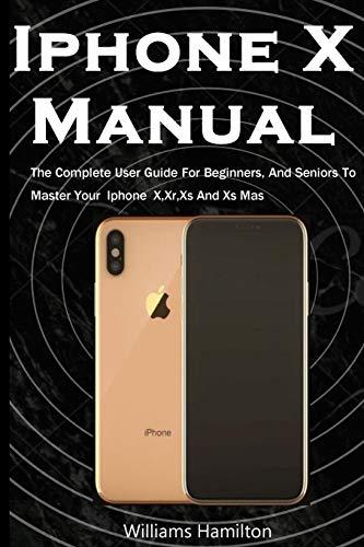 Iphone X Manual