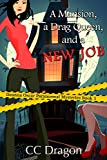 A Mansion, A Drag Queen, And A New Job (Deanna Oscar Paranormal Mystery Book 1) (Kindle Edition)