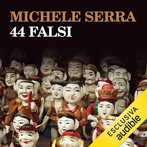 44 falsi copertina