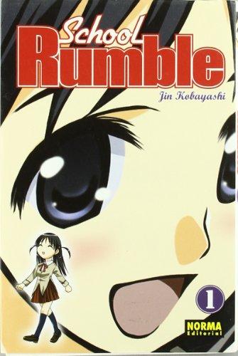 SCHOOL RUMBLE 01