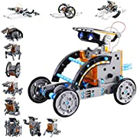 Education Solar Robot Toys -190 Pieces