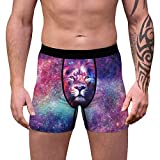 Swim Trunks for Men 3D Print Quick Dry Board Beach Shorts Bathing Suit Breathable Sports Underwear Long Flat Pants