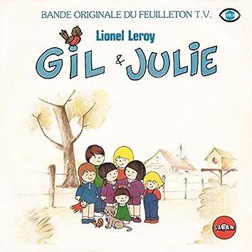 Gil et Julie (Générique original du dessin animé) - Single