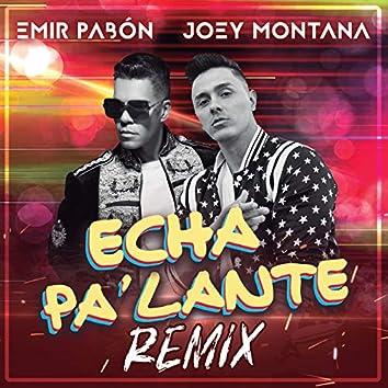 Echa Pa' Lante (Remix)