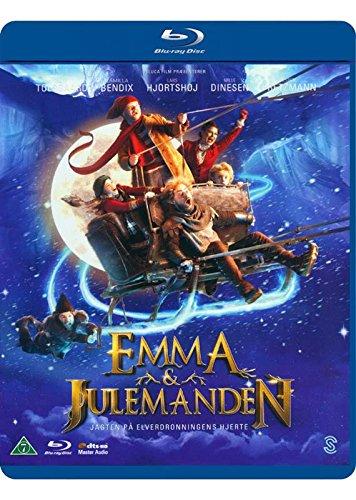 Emma and Santa Claus: The Quest for the Elf Queen's Heart (2015) ( Emma & Julemanden: Jagten på elverdronningens hjerte ) [ Dänische Import ] (Blu-Ray)
