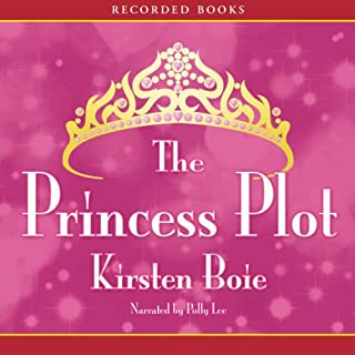 The Princess Plot audiobook cover art