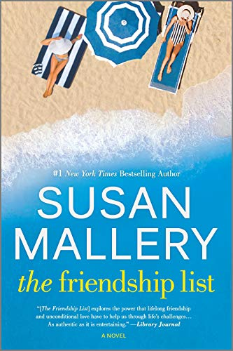 Compare Textbook Prices for The Friendship List First Time Trade Edition ISBN 9781335652966 by Mallery, Susan
