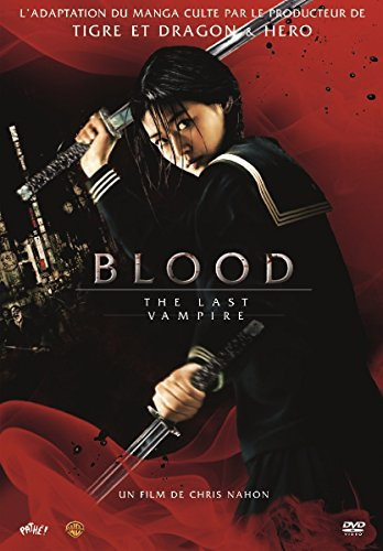 Blood-The Last Vampire : Le Film + L'anime [Édition Prestige]