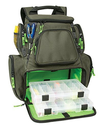 Wild River CLC WT3606 Multi-Tackle Large Backpack