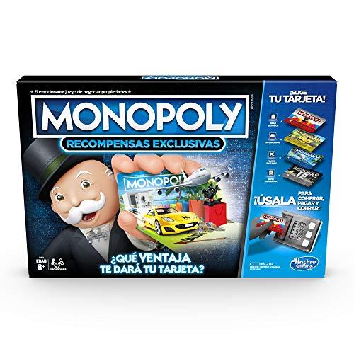cuanto cuesta el monopoly banco electronico fabricante Monopoly