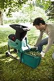 Bosch AXT 25 D Quiet Shredder, Cutting Capacity 40 mm