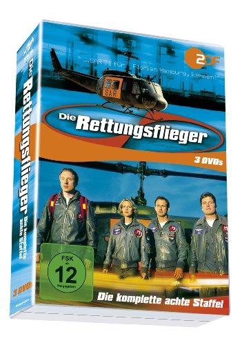 Die Rettungsflieger - Staffel 8 (3 DVDs)