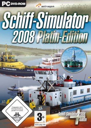 Schiff-Simulator Platin Ed. 2008