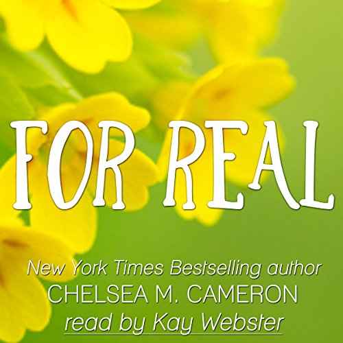 For Real (Rules of Love) audiobook cover art