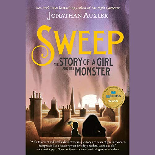 Page de couverture de Sweep: The Story of a Girl and Her Monster