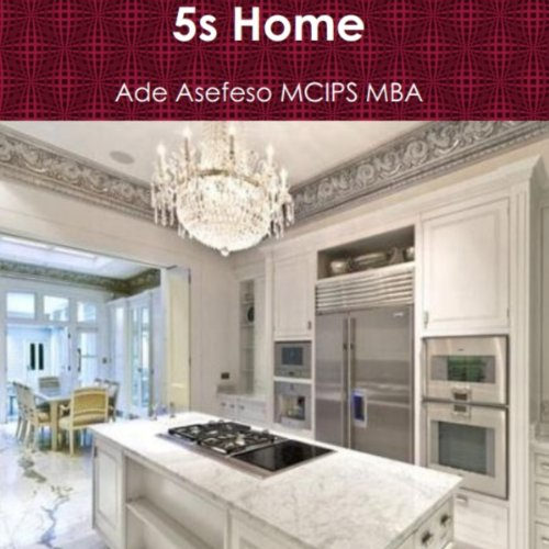 5s Home audiobook cover art