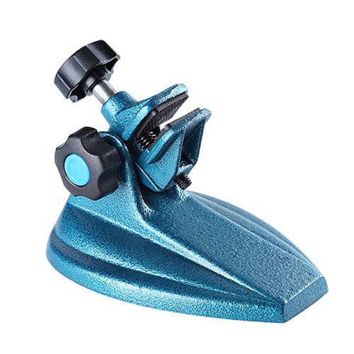 Mikrometer-Stand-Messschieber-Standfuß-Schraubstock Feste Klammer-Messwerkzeuge Eisensockel 90 Grad Flip Multifunktions-Mikrometer