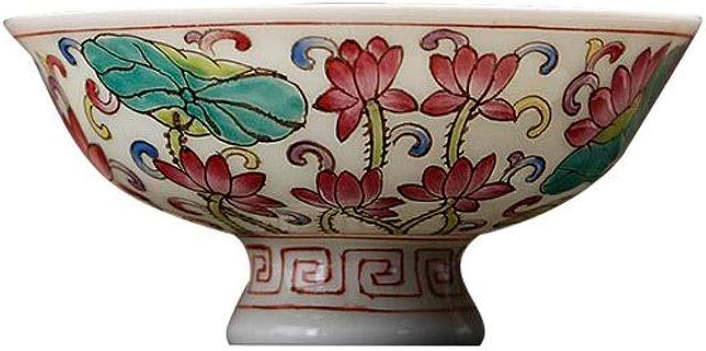 Pastel à La Main En Céramique Antique émail Ensemble De Thé Kung Fu Tasse à Thé Bureau Maison Noir De Thé Thé Vert Petit Bol à Thé