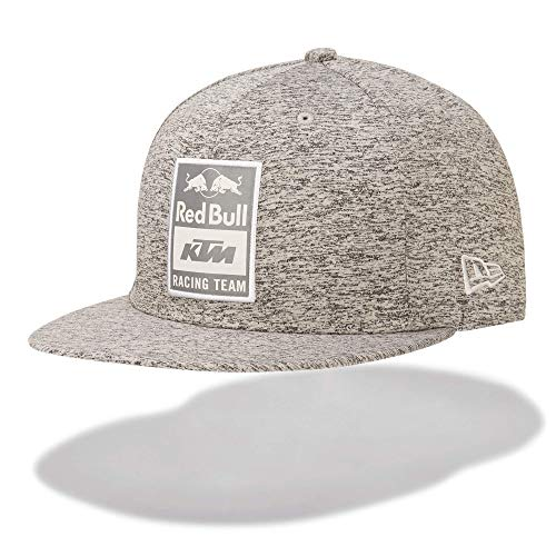 Red Bull KTM New Era 9Fifty Jersey Gorra, Gris Unisexo Talla...