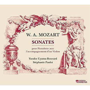 Mozart: Sonates pour pianoforte avec l'accompagnement d'un violon