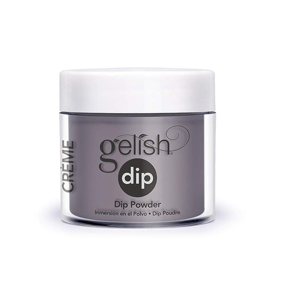 シネマペナルティ破壊Harmony Gelish - Acrylic Dip Powder - Met my Match - 23g / 0.8oz