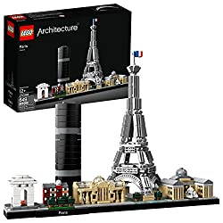 commercial Lego Architecture Skyline Collection 21044 With the Eiffel Tower … lego architecture sets