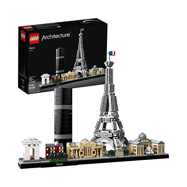 LEGO Architecture Skyline Collection 21044 Paris Skyline Building Kit With Eiffel...