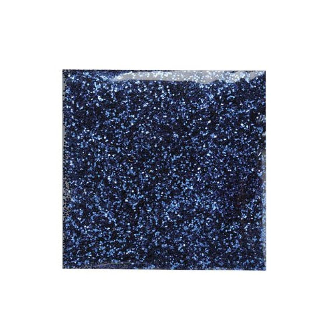 わがまま横に加速度ピカエース ネイル用パウダー ピカエース ラメメタリック M #536 ブルー 2g アート材