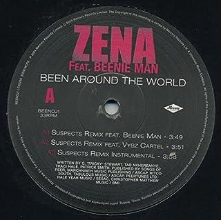 """Been Around The World - Zena Feat. Beenie Man 12"""""""