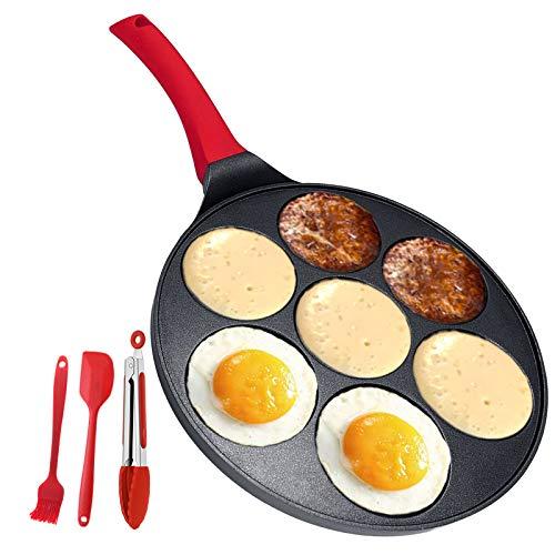 Smiley Pancake Pan Pancake Maker Crepe Pan Nonstick Smile Pancake