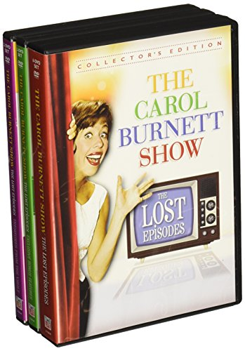 The Carol Burnett Show: The Lost Episodes (10-DVD Collection) by Time Life - Collector's Edition - Official TV Release [DVD] [2015]