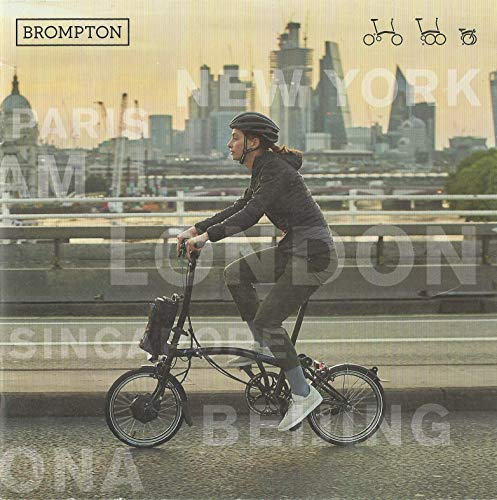 Brompton Bicycle: Made For Cities