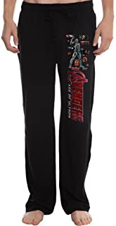 XINGJX Men's Avengers Age of Ultron Ultron Running Workout Sweatpants Pants